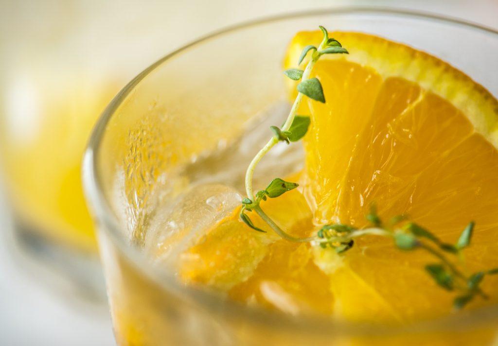 Und jetzt schön die Zitrone im Osmosewasser snatchen